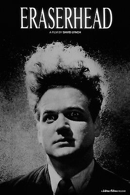 Eraserhead by David Lynch Version A Poster 13x19 inches