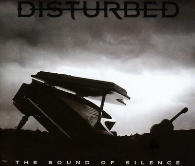 Disturbed - The Sound Of Silence CD Maxi Reprise / Warner NEW