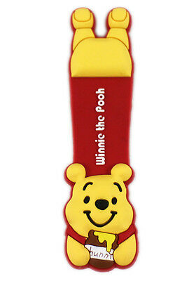 New Disney Winnie The Pooh earphone cable holder with button - Wire Organizer