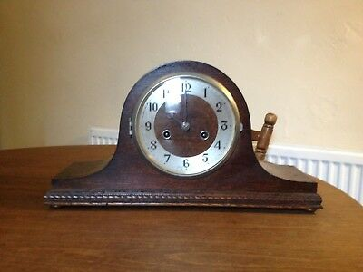 Enfield Clock Made In England Mantle Clock Great Condition Working Order.
