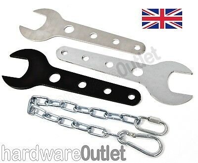 Gas Bottle SPANNER 30mm BBQ Butane Propane Gas Regulators Made in England