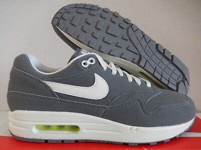 f8a4e80ea04 NIKE AIR MAX 1 Id White-Solar Red-Black Sz 10.5  943756-995 ...