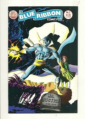 Blue Ribbon Comics # 2  Very Fine/Near Mint Condition!!!