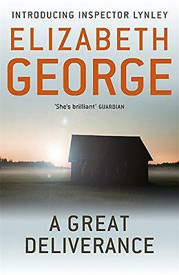 A Great Deliverance (Inspector Lynley Mysteries 1) by Elizabeth George | Paperba