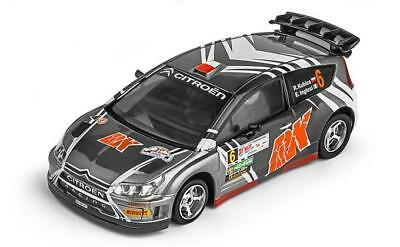 "Ninco 50658 Citroen C4 WRC "" Kubica "" #6 Ultra New Without Plexiglass Box"