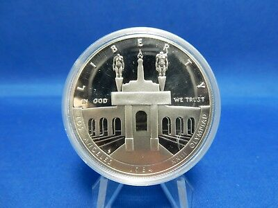 1884-S Los Angeles Olympiad Commemorative Proof Silver Dollar Coin