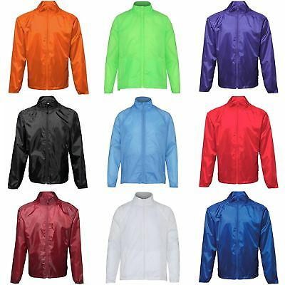 2786 Unisex Mens/Womens Lightweight Wind & Shower Resistant Jacket (RW2500)