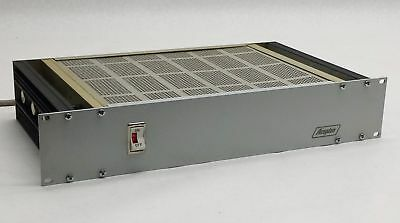 Acopian 12Pt17 Linear Regulated Rack Mount Ac-Dc Power Supply 12Vdc 17A 3P11