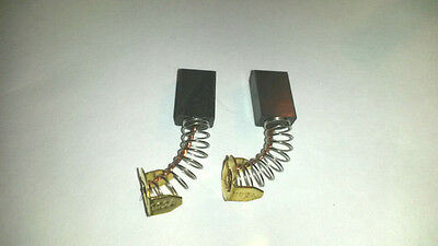 Pair Of Mobility Scooter Carbon Brushes  For Sovereign 888, 6Mm  X 10Mm X 16Mm