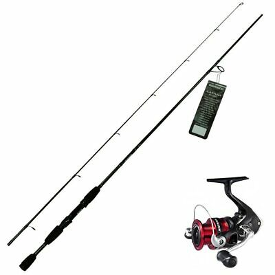Shimano Catana 702 Estuary Fishing Rod with Sienna 2500 Fishing Reel