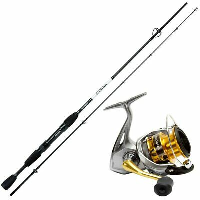 Shimano Fishing Rod 7 foot Catana with Shimano Sedona Reel