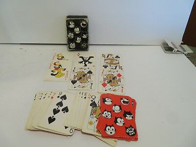 Felix the Cat PLAYING CARDS   BRIGHT IDEAS LIMITED