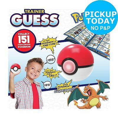 Pokemon Guess 1+ Players 6+ Years