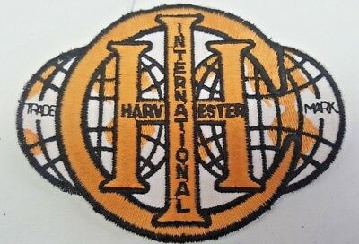 INTERNATIONAL HARVESTER  Cloth PATCH