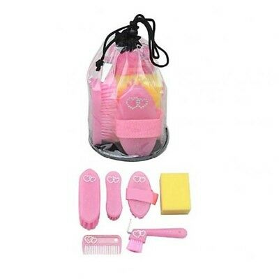 Elico Wexford Glitter Grooming Kit Pink