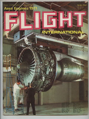 Flight International - January 1971