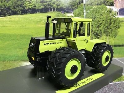 Weise Toys MB Trac 1500 mit Zwillingsbereifung SONDERMODELL 1:32
