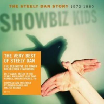 STEELY DAN SHOWBIZ KIDS THE STEELY DAN STORY 2 CD (Very Best Of / Greatest Hits)