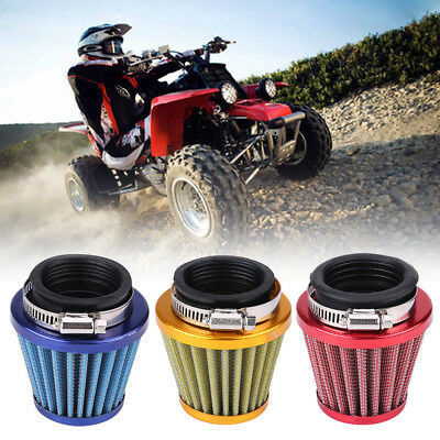 44mm Air Filter for Gy6 150cc ATV Quad 4 Wheeler Go Kart Buggy Scooter Moped