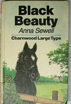 Black Beauty (Charnwood Library), Sewell, Anna, Very Good Book