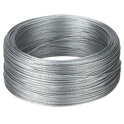 Stranded Wire Galvanised 482c [200 Metres] - Corral Fence Fencing