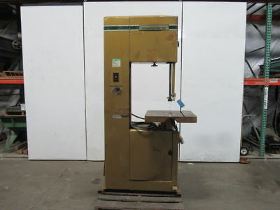 "Powermatic Model 81 21"" Vertical Band Saw19-1/2"" Throat 2Hp 208-230/460V 3Ph"