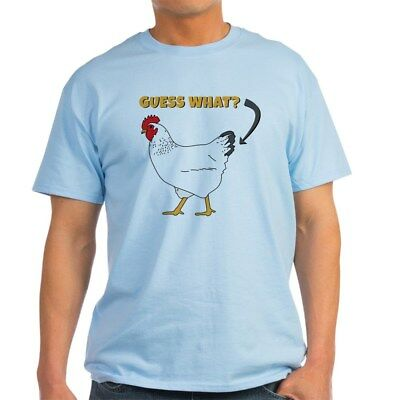 CafePress Guess What Chicken Butt T-Shirt Youth Kids Cotton T-Shirt