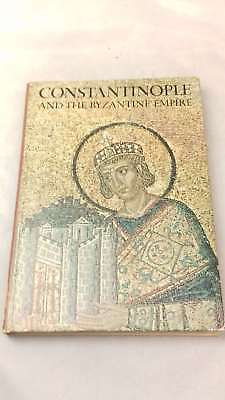 Constantinopla And The Bizantino Empire. un Cassell Caravel Book By David Jacobs