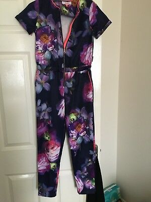 Girls Age 10 Ted Baker Jumpsuit