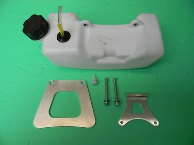 Retro Fit Kit Gas Fuel Tank For Stihl Fs81 Trimmer Replaces # 4126 350 0400