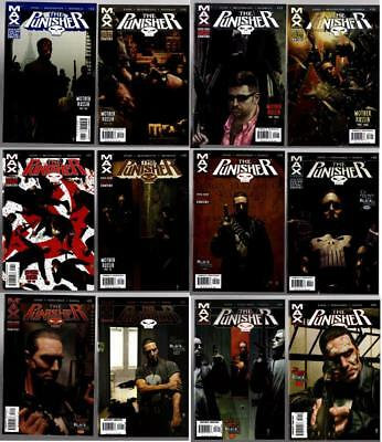 The Punisher #13-24 Max
