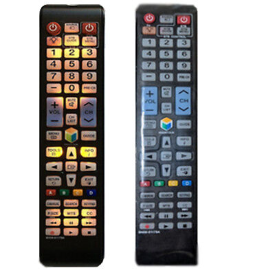 BN59-01179A Backlit Buttons Remote Control Replace For Samsung LCD LED Smart TV