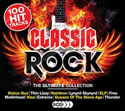 Various-Ultimate Classic Rock  (UK IMPORT)  CD NEW