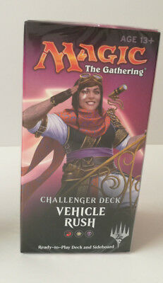 Magic the Gathering Challenger Deck: Vehicle Rush NEW