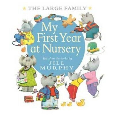 The Large Family: First Year at Nursery - - -  record book