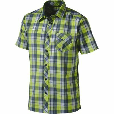 Mc Kinley Herren Hemd Alma / green lime