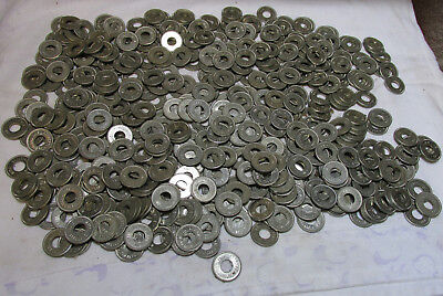 Almost 4 1/2 Pounds Of - Baseball Amusement Tokens - Never Used !!!