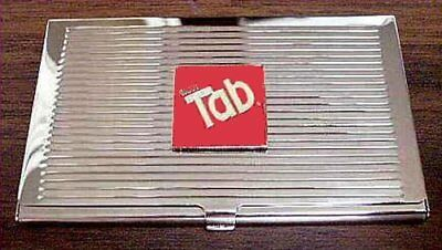 TAB Cola Business Card Case