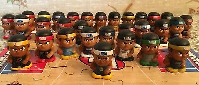 Pick Ur Favorite Team Figure Nba 2017/18 Basketball Teenymates Series 3