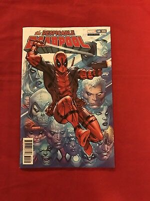 Despicable Deadpool #300 1:100 Rob Liefeld Variant - 1st Printing - Sold Out!