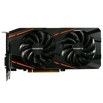 Gigabyte AMD Radeon RX 570 OC 8GB GDDR5 Gaming Graphics Video Card OEM Pack
