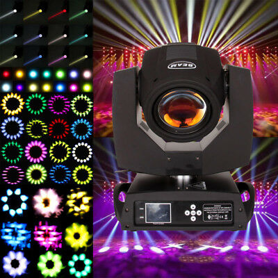2x 60W 3 Prism LED Moving Head Light luce luci Faretto effetto Party Stage DJ