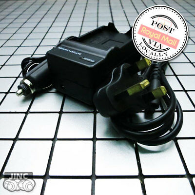 AC Wall Car Battery Charger for Canon NB-4L NB4L Digital IXUS 65 70 75 80 82 IS