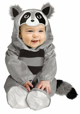Lil Raccoon Infant / Toddler Costume