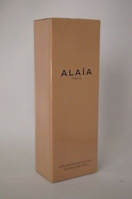 Alaia Paris - Scented Body Lotion 200Ml _ Ovp #82-6-2
