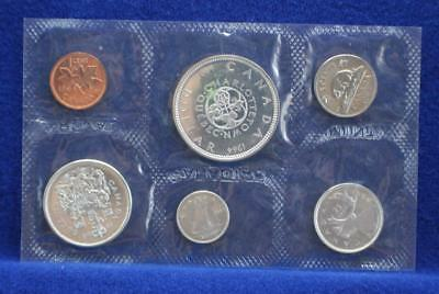1964 Canada Royal Mint 6 Coin Proof Like Set - Outstanding Coins