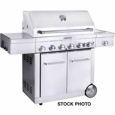 KITCHENAID 8 BURNER Gas Grill #472738 Model 720-0856-V ...