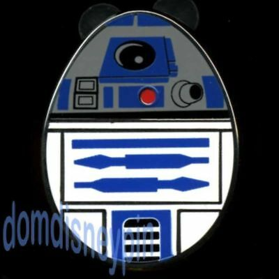 Disney Pin Star Wars Character *Easter Egg* Booster Set - R2-D2!