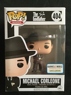 Funko Pop Movies The Godfather Michael Corleone Hat Barnes   Noble  Exclusive 404 1b5f6c355841