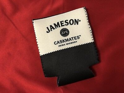 Jameson Irish Whiskey Caskmates Coozie Beer Holder